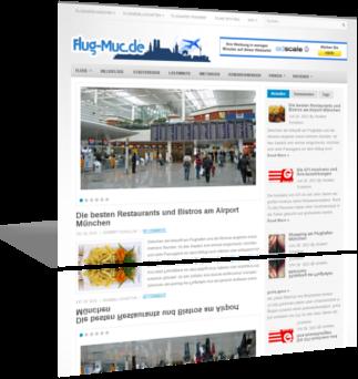 Flug-Muc.de - Alles zum Flughafen München