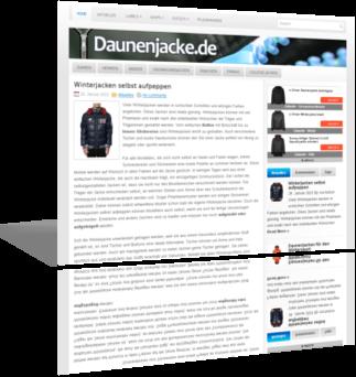Daunenjacke.de - Modeportal für Winterjacken